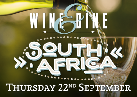 Wine & Dine South Africa at Loks Bar & Kitchen