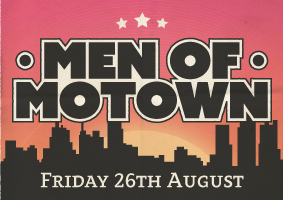 Men of Motown at Loks Bar & Kitchen